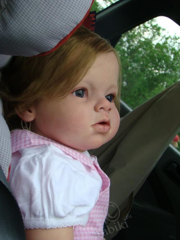 И снова Арианна, малышка-толстушка, сладкая плюшка. Реалистичная кукла реборн