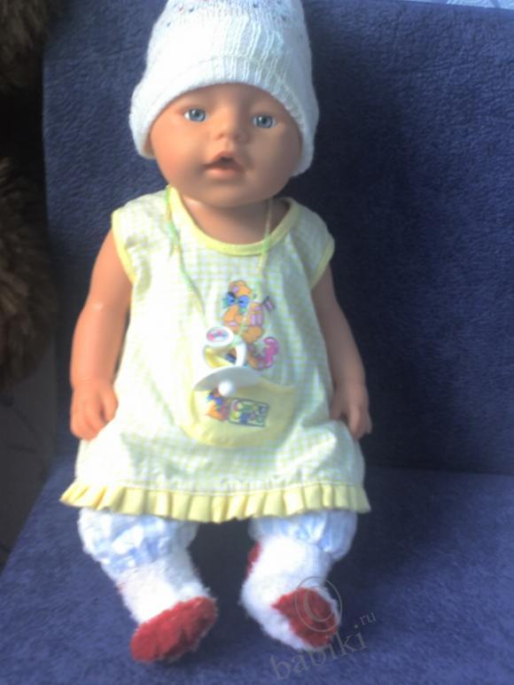 Моя кукла беби бон фото 768-80