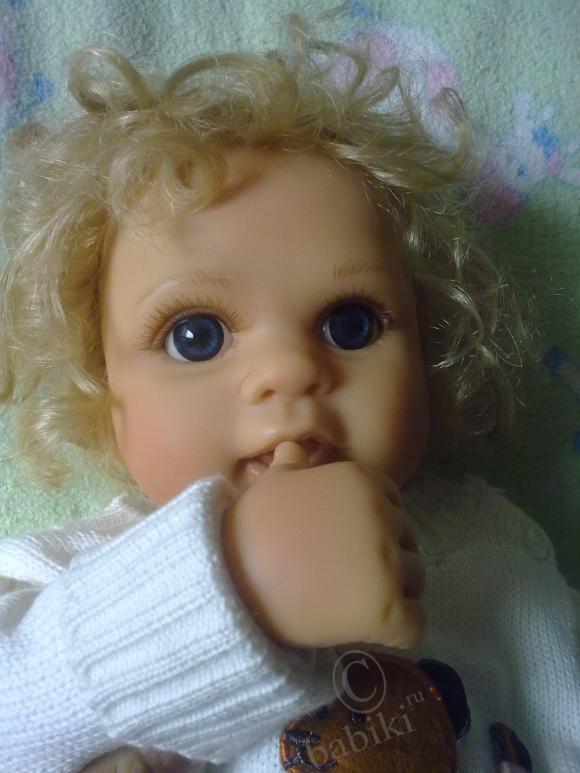 Катюша - коллекционная кукла от Heart & Soul