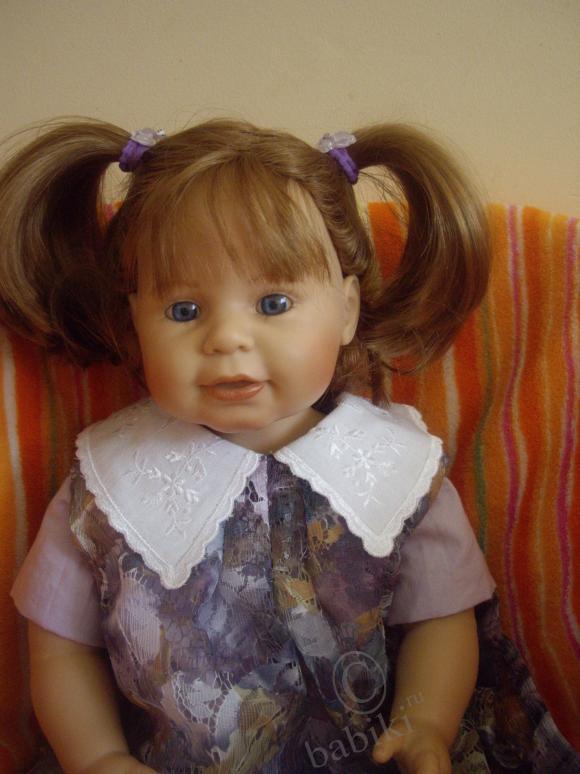 Мои куклы Zapf.
