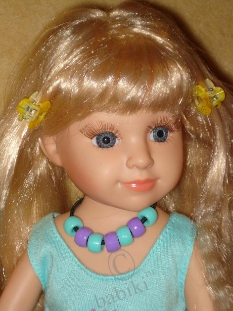 Нежная красавица - еще одна игровая куколка