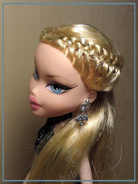 Причёски для кукол своими руками 69