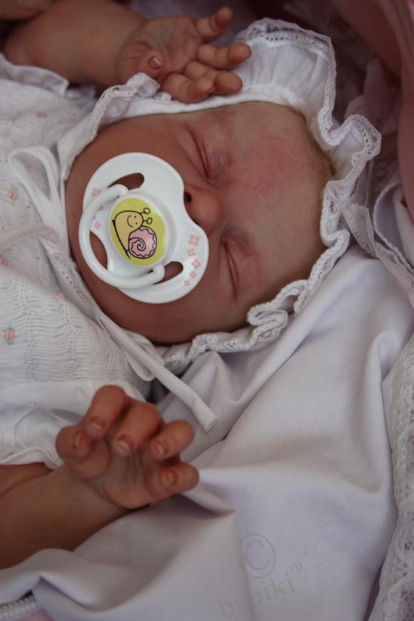 Бэлла, Белочка - малышка реборн