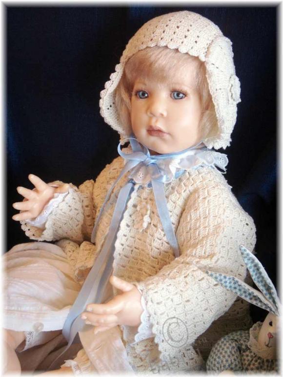 Коллекционная кукла Грация oт Elissa Glassgold - Masterpiece Gallery