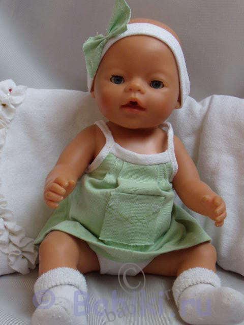 Шьем сами одежду кукле