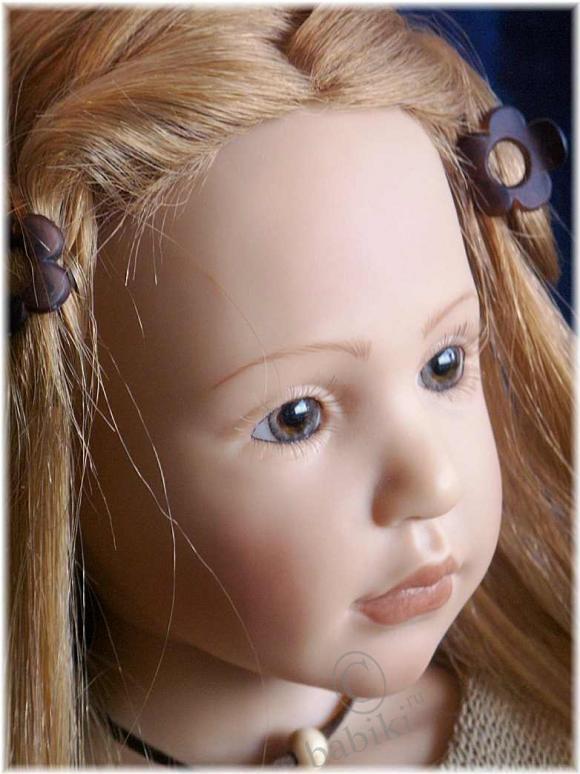 Романтическая коллекционная кукла GIANNA oт  Elissa Glassgold  и фирмы  ZAPF