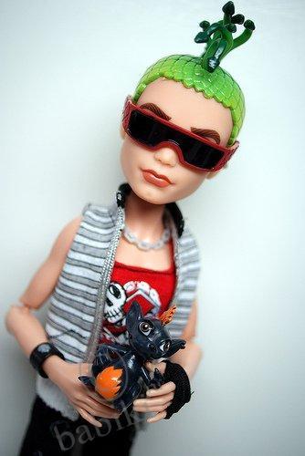 Куклы Monster High от Mattel