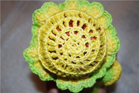 Лимонно-клубничный Люсин денек. Пупсик от Paola Reina