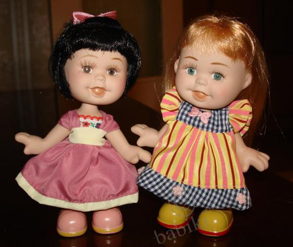 Фарфоровые куклы. Моя коллекция.
