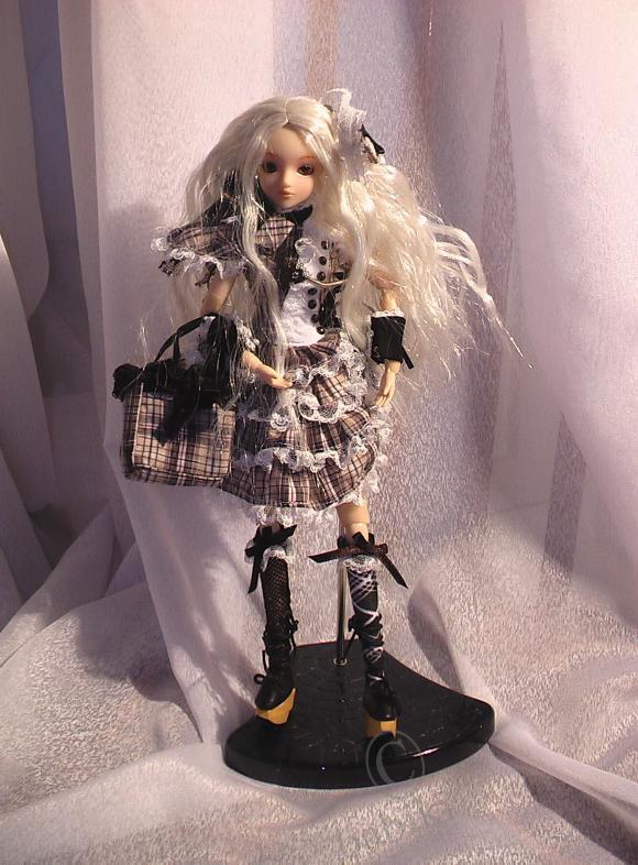 Моя кукла j-doll