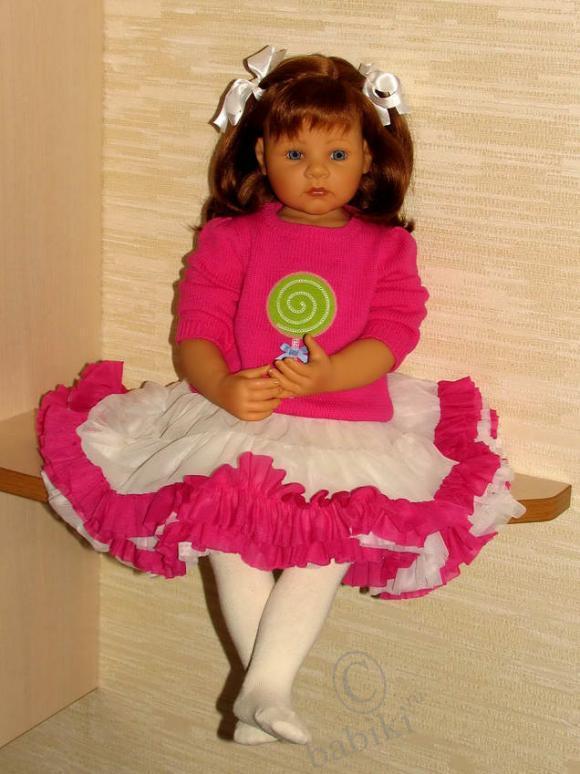 Моя принцесса - Кира! Коллекционные куклы Zapf