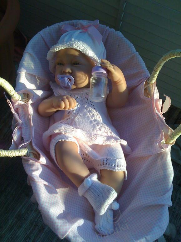 кукла Antonio Juan