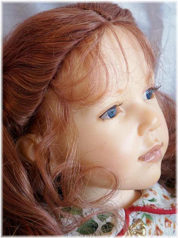 Коллекционная кукла Shannon oт  Elissa Glassgold-MASTER PIECE GALLERY
