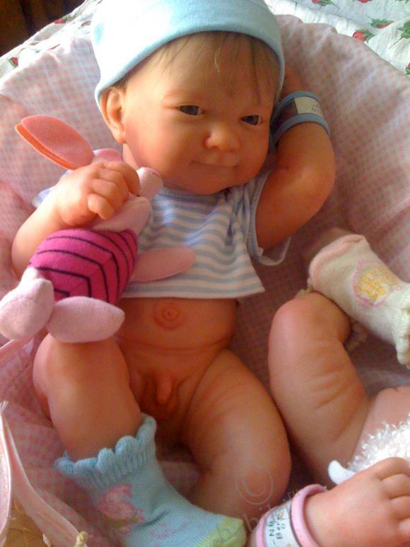 Куклы реборн - близнецы