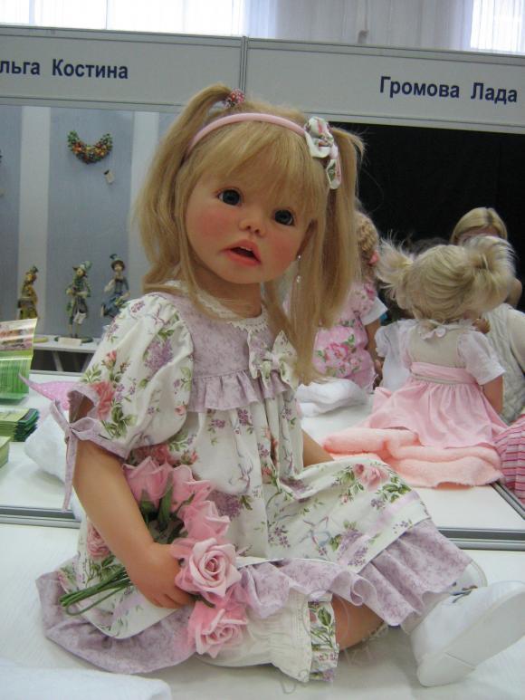 Выставка Время кукол  в Санкт-Петербурге