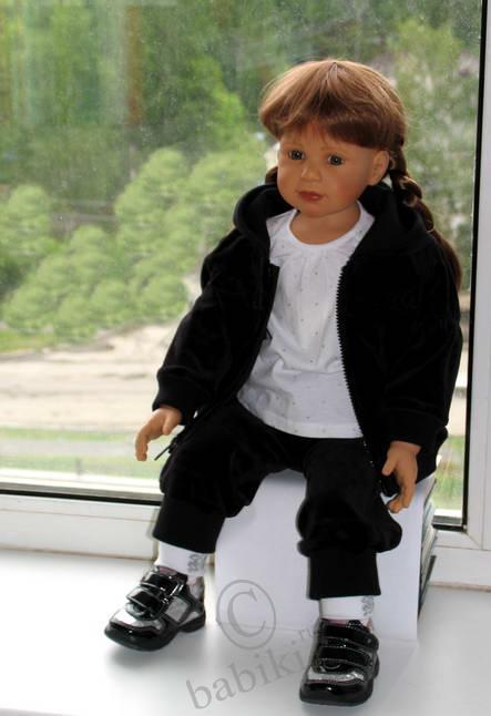 Сегодня модничают Тася и Ульрика! Коллекционные куклы от Zapf creation