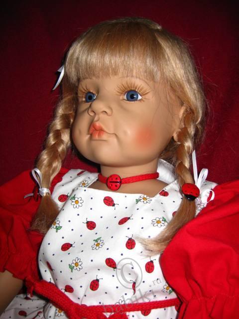 Куколка Анна-Пхила приехала