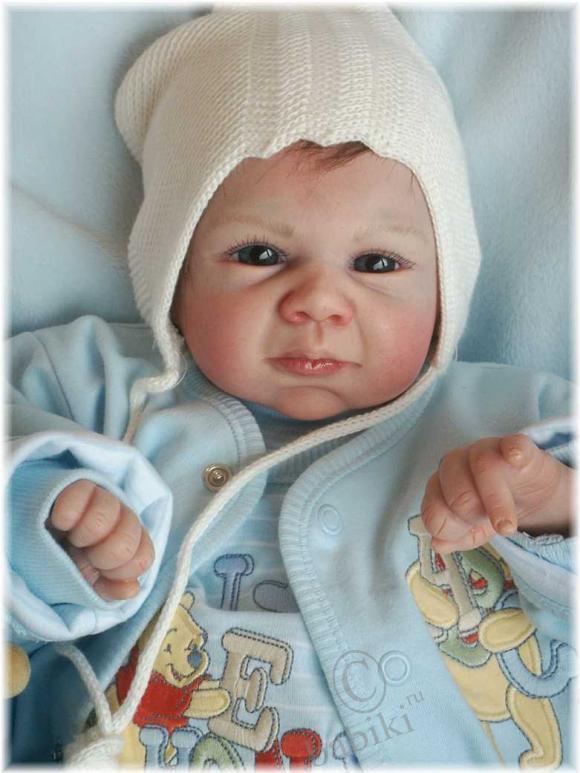 Reborn baby Trey от Mischelle Fagan