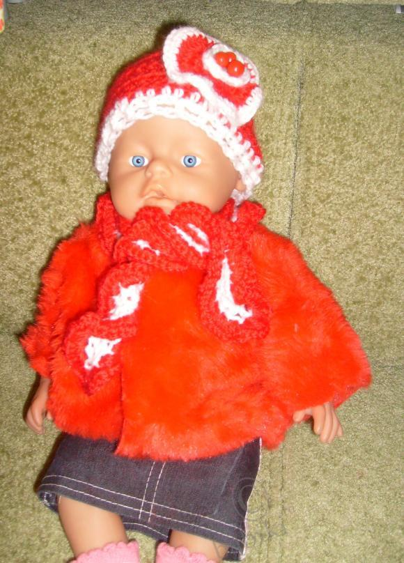Наша Мариночка и ее гардероб. Кукла Беби Бон