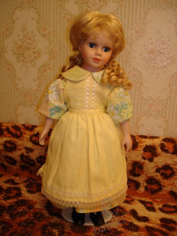 Фарфоровые куклы. Моя коллекция