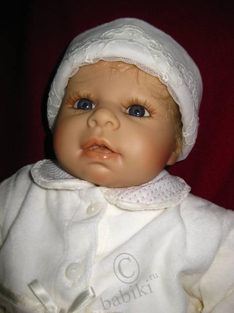 MILLENIUMBABY , коллекционная кукла от Бэттины Клемм