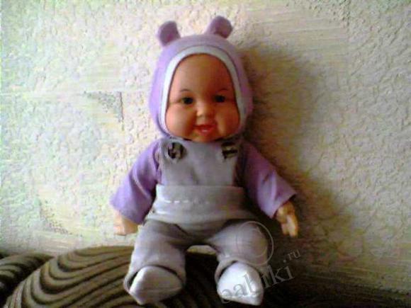 Пупсы куклы своими руками