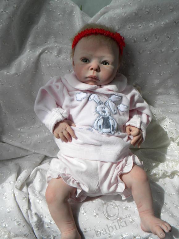Новорожденная Marije - кукла реборн