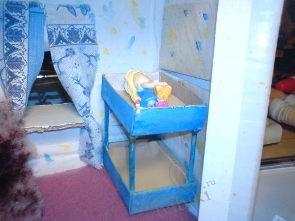 Мебель для киндеров своим руками