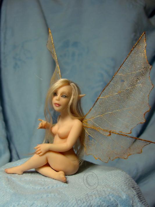 Ожидание чуда - моя первая взрослая миниатюра