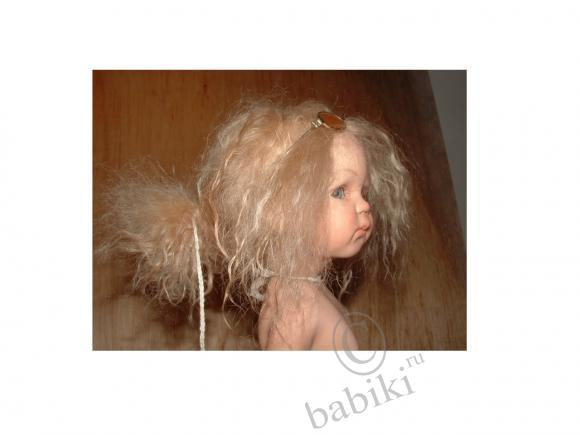 куклы-малыши от Нел Грутедде (Nel Groothedde)