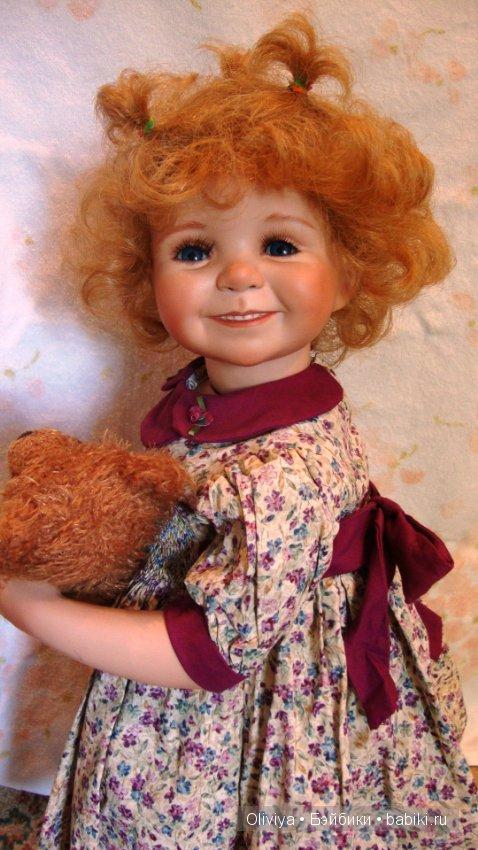 куклы дианы эффнер купить