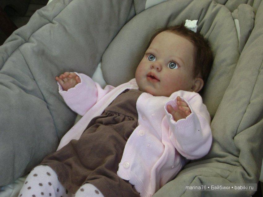 кукла baby annabel нежный уход