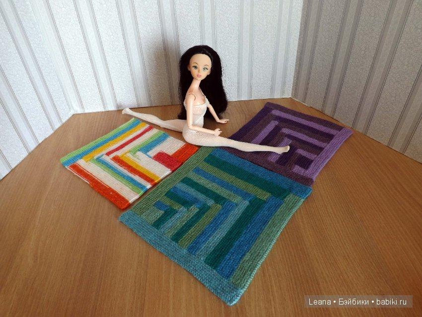 картинки коврик для куклы при правильном