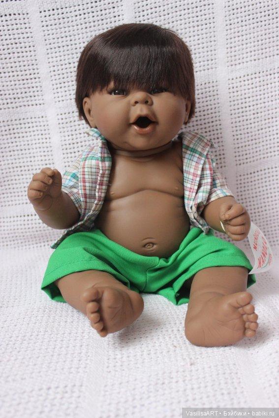 Куклы негры испанские