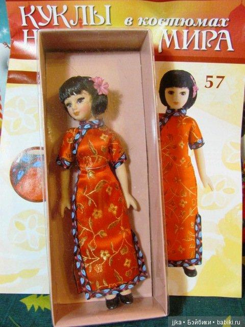 Все куклы народов мира попарядку