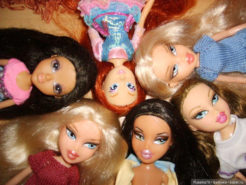 Как восстановить спутанные волосы у куклы