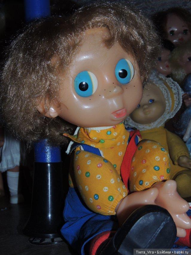 него кукла кирюша фото подготовить