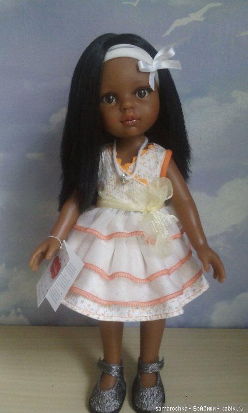 Одежда для кукол паола рейна 32 см своими руками 20