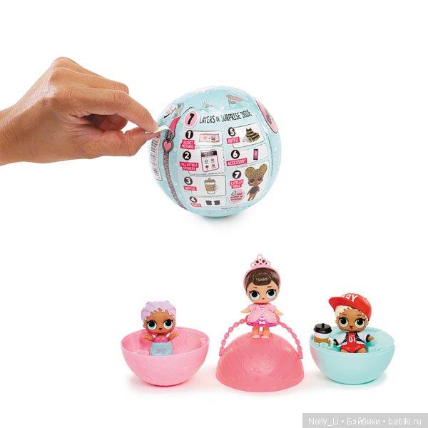 Аэросъёмка шарик лол в детском мире полосок бумажные стаканчики
