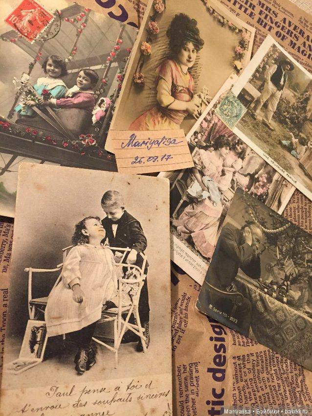 Редкие антикварные открытки, конкурсе картинки мусорной