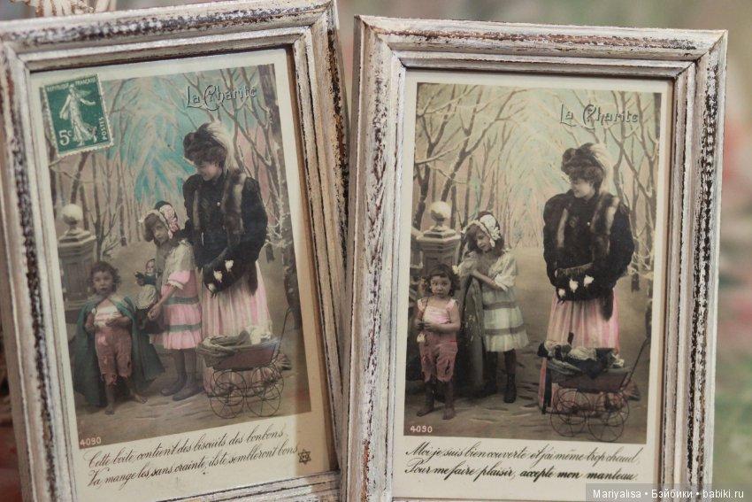Днем рождения, редкие антикварные открытки
