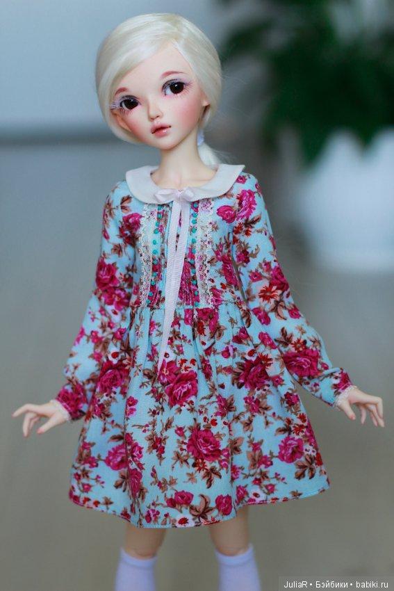 Платья для минифи
