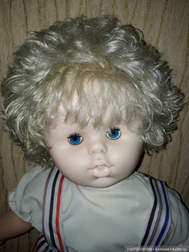 Кукла сережа