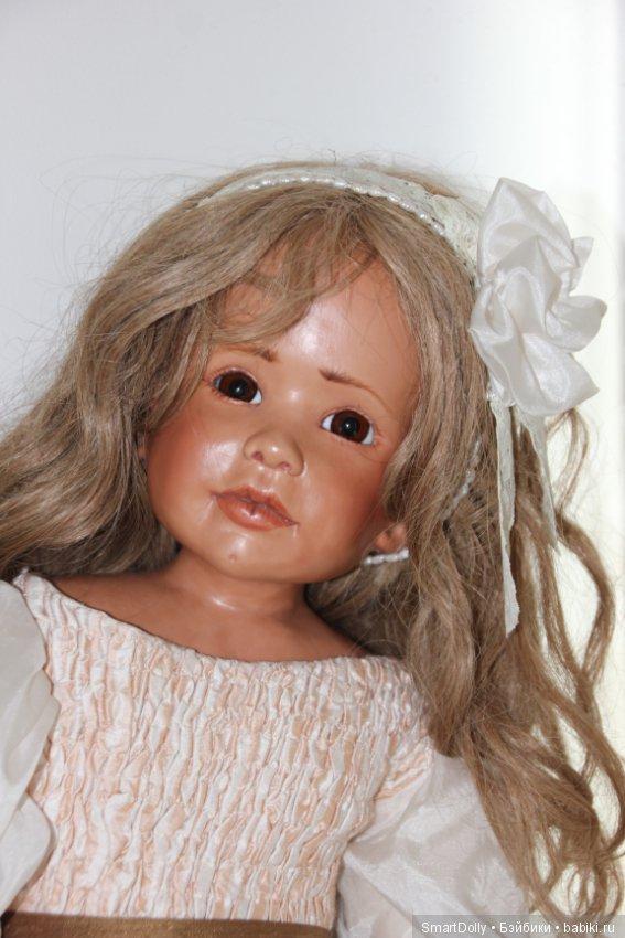 фарфоровые куклы от линды мюррей фото