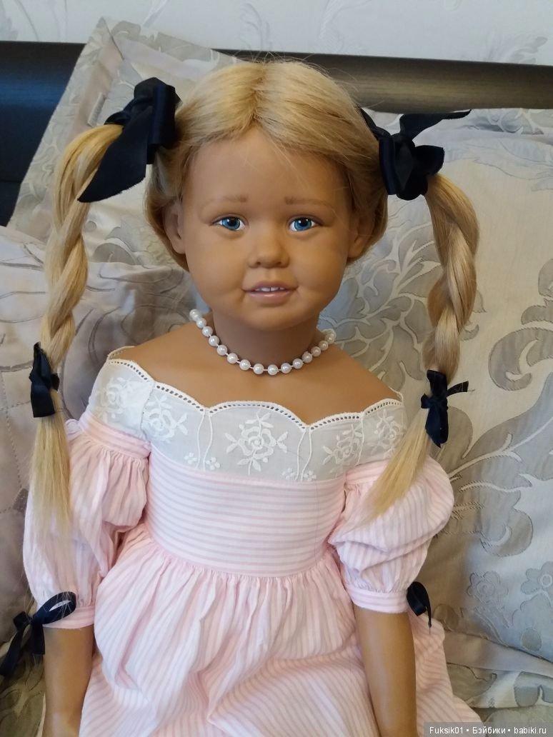 Кукла обмотать проволоку фото родинок