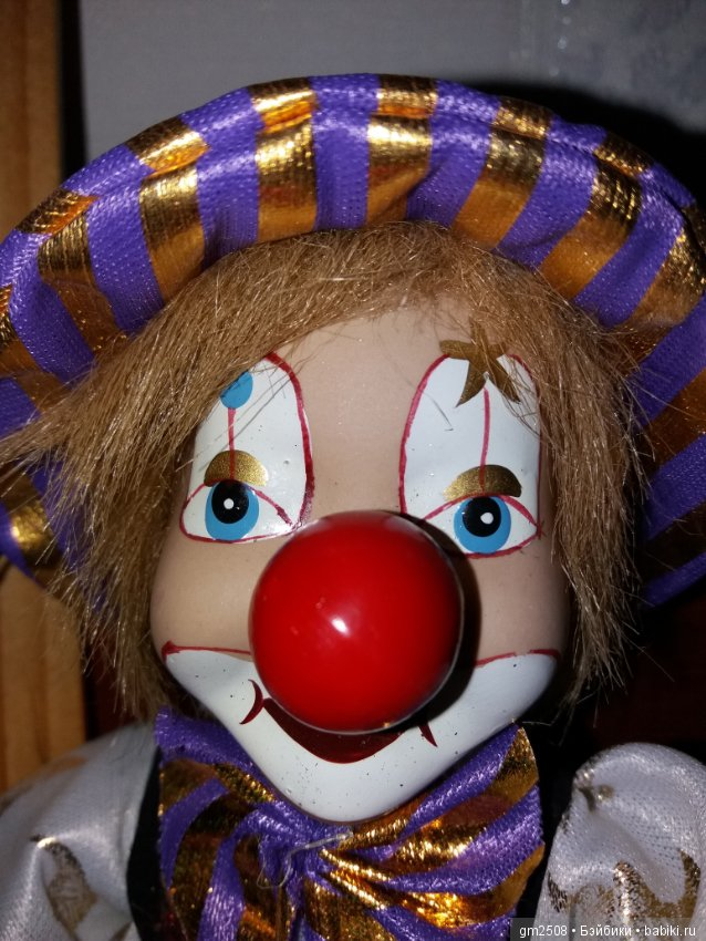 Картинки клоуна марионетки