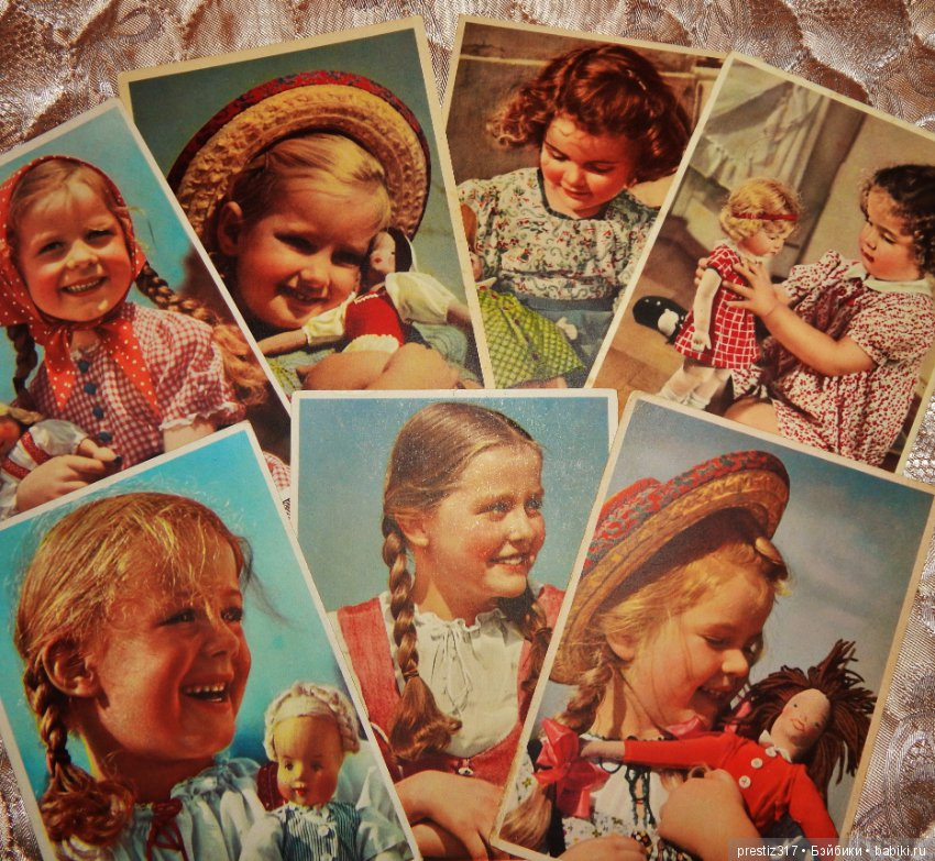довоенные открытки германии силу