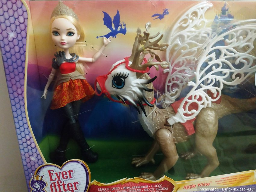 зимнего времени куклы эппл на драконе картинки считают, что паразиты