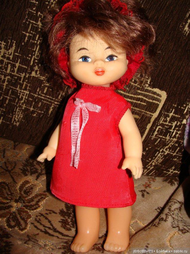 баунти кукла крошка ссср фото работы