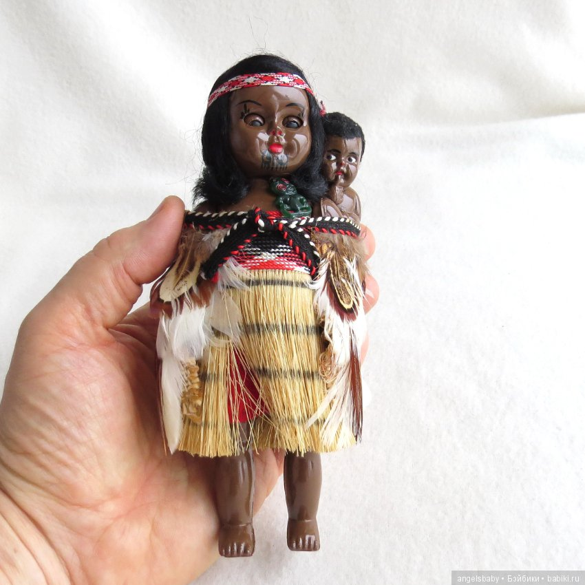 индианка с негритянкой - 1